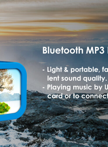Jukebox Air Bluetooth MP3 Player