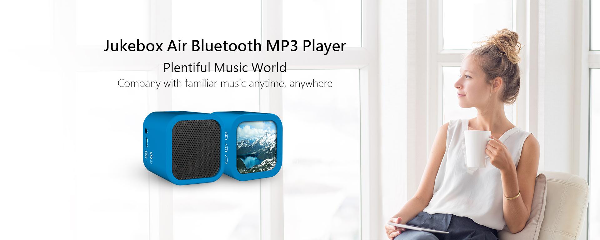 Jukebox Air Bluetooth MP3 Player